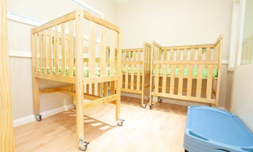 natural wooden ergo cots