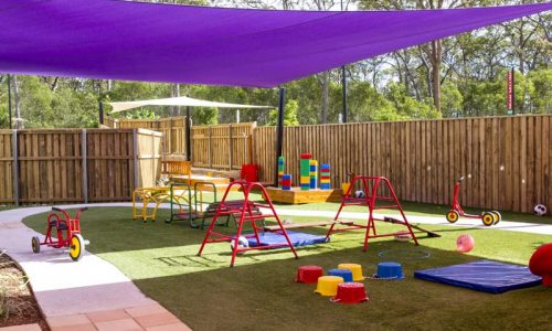 watsons childcares outdoor play area