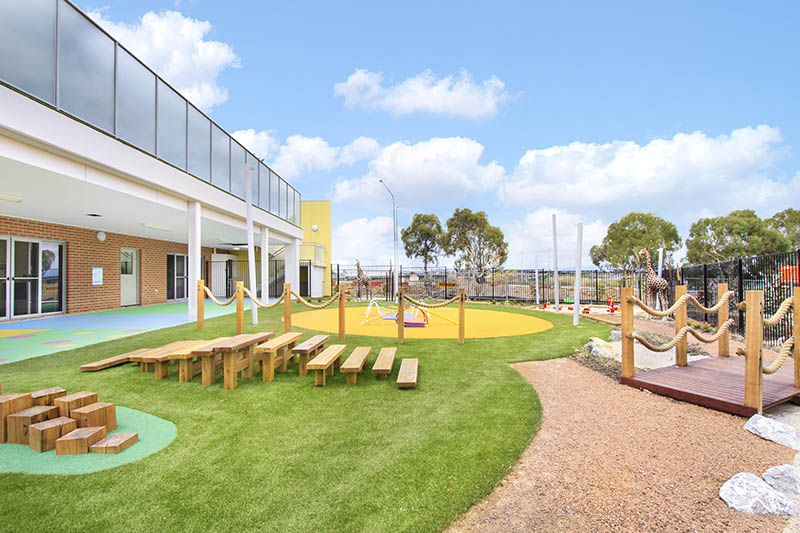 new child care centre fitouts
