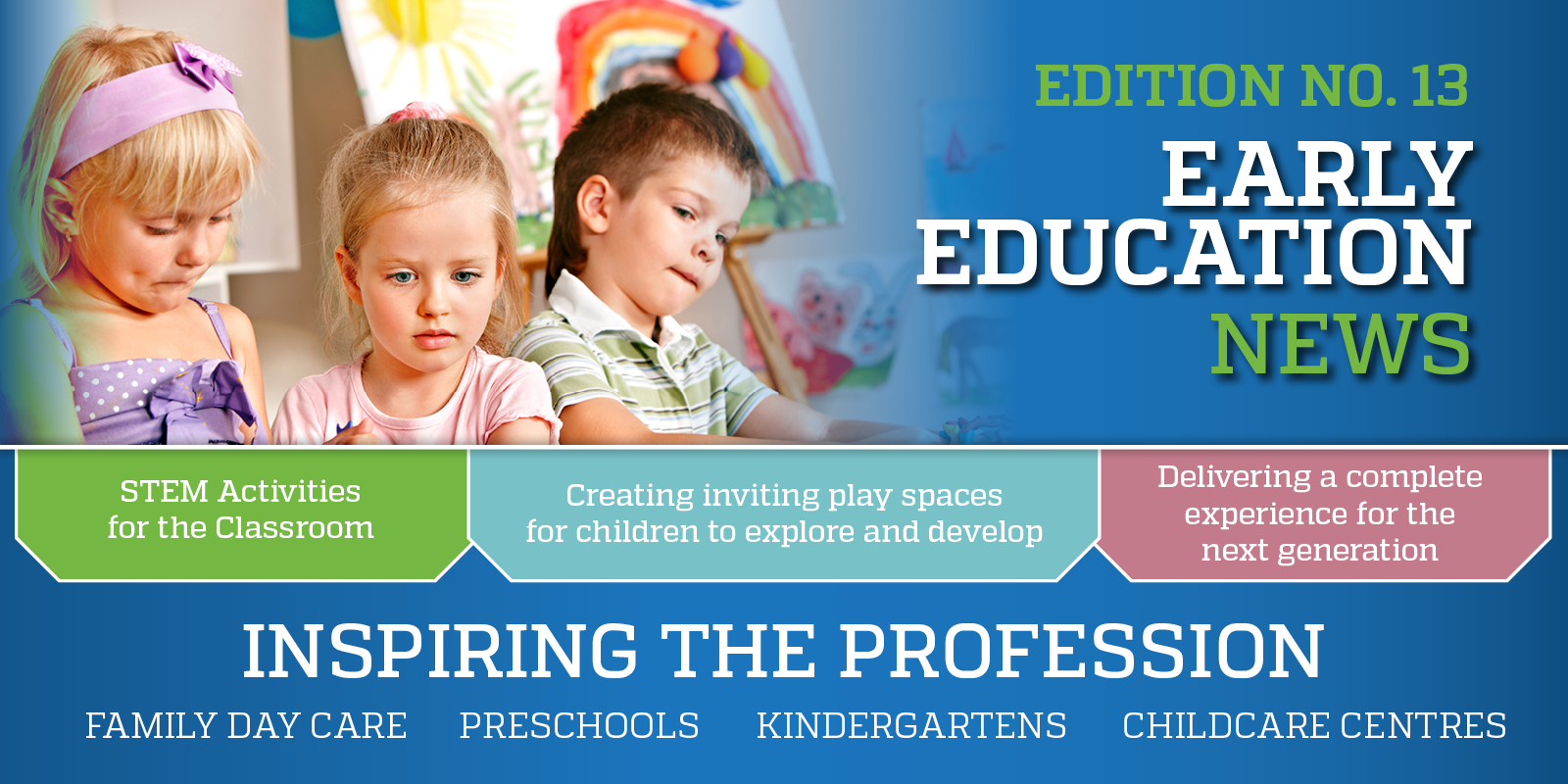 Early Education News Edition 13