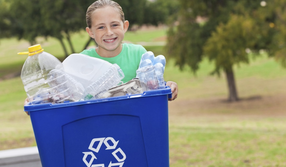 How are you helping out this National Recycling Week?
