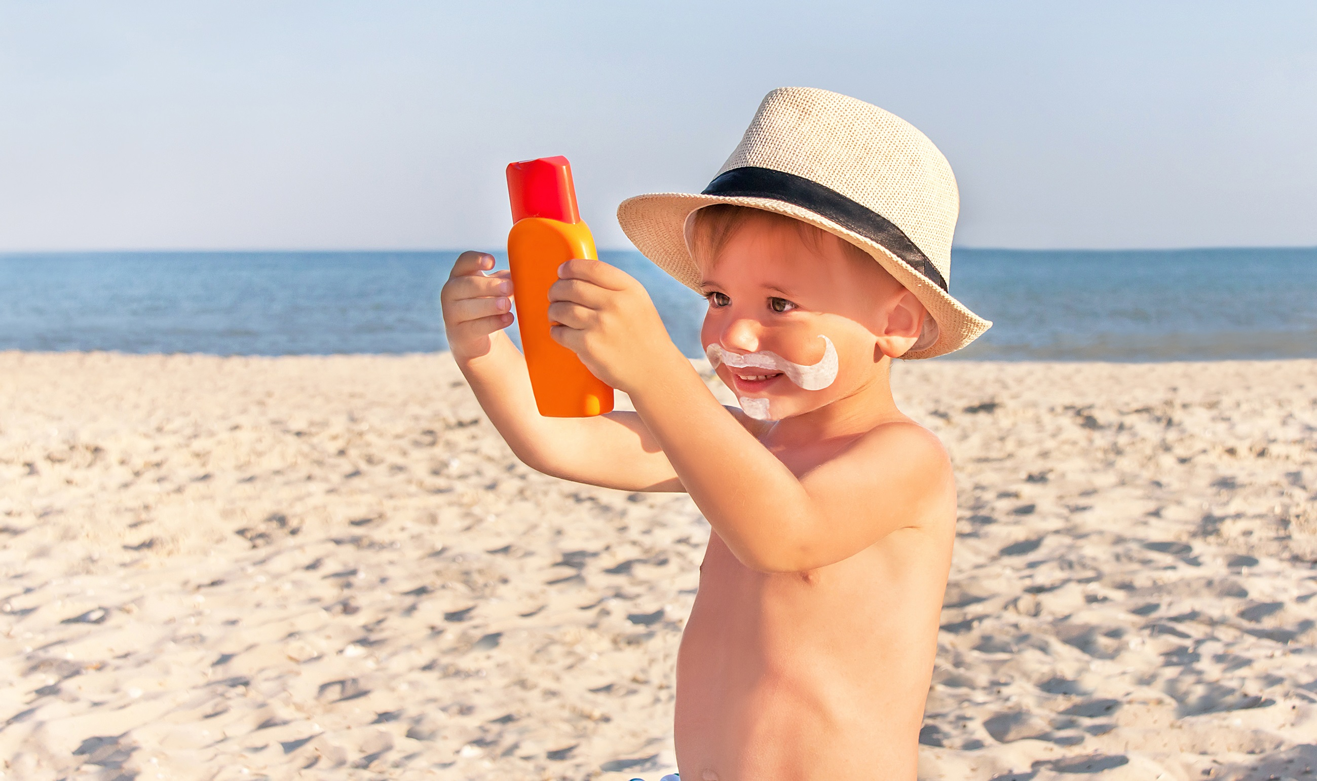 Top Tips for staying Sun-Safe this Summer